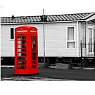 Telephone box by Paul Reay
