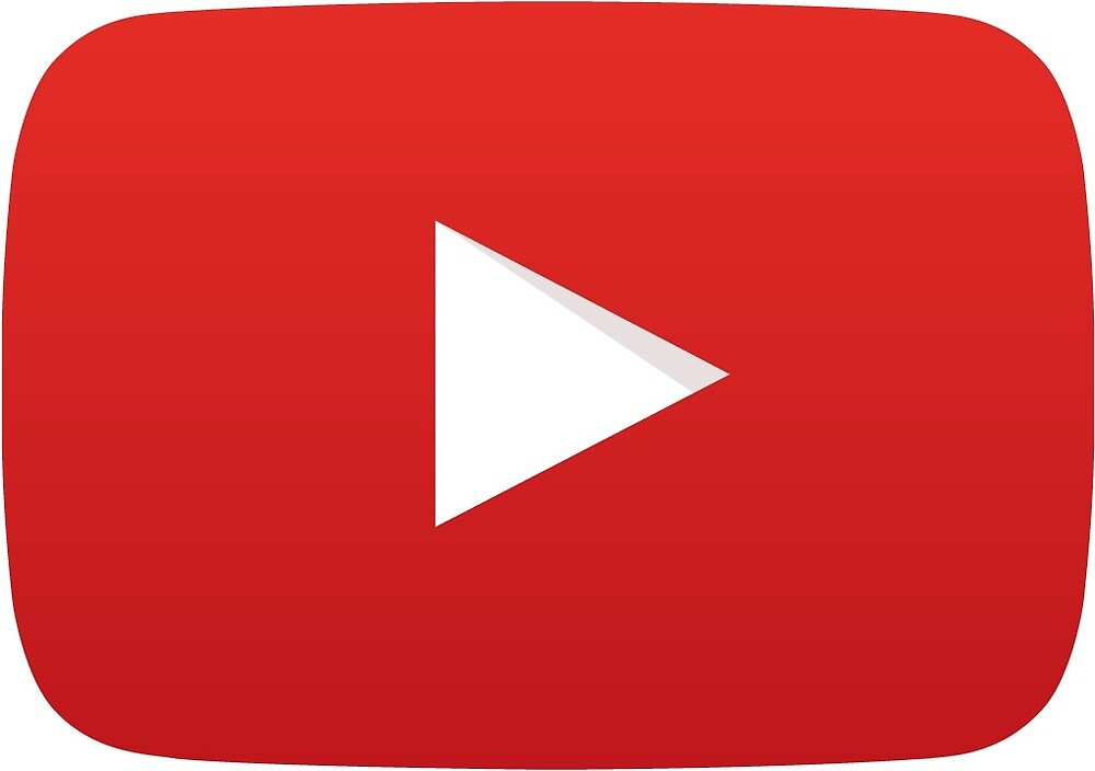 YouTube Play Button (YouTube Logo) by Dae monster