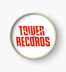 Tower Records Clock