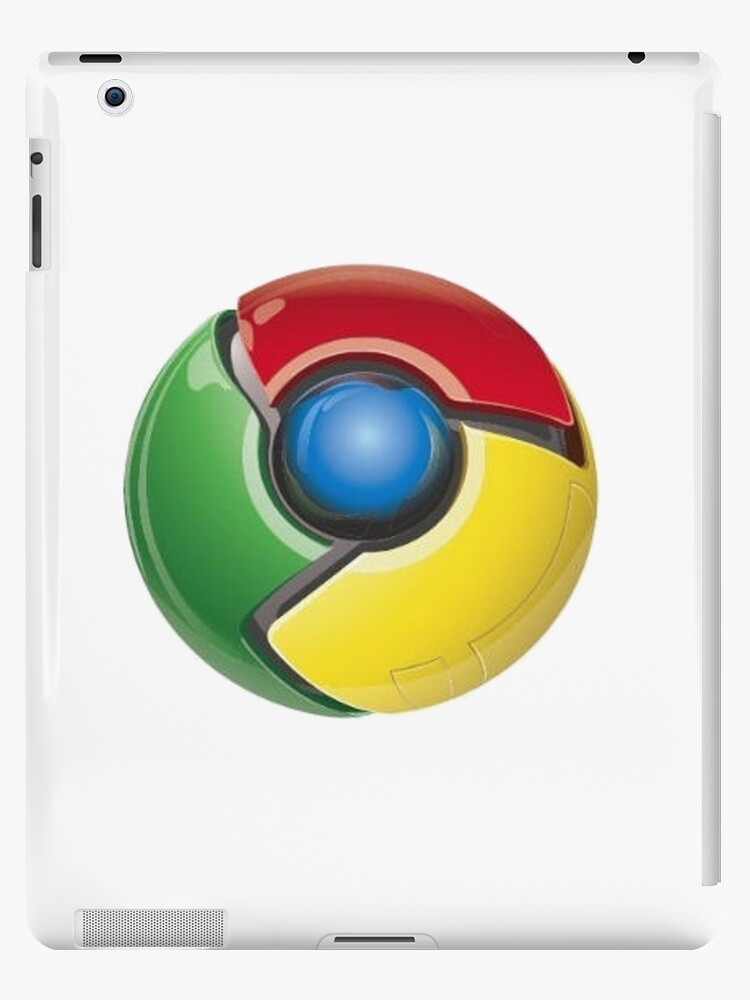 'Old Google Chrome Logo' iPad Case/Skin by maybeoffensive