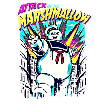 Marshmallow Attack by comunicator
