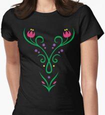 Adventurous Heroine  Women's Fitted T-Shirt