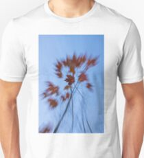 Abstract Impressions of Fall - the Song of the Wind  Unisex T-Shirt
