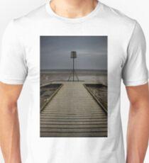 Lytham seafront at dusk T-Shirt