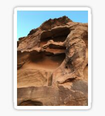 Jordan: Weathered Rocks Sticker
