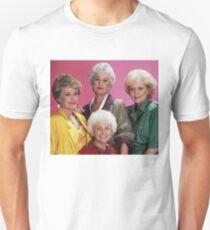 Classique Golden Girls T-shirt unisexe