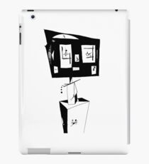 Strange Geometrical Figure iPad Case/Skin