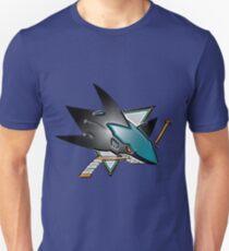 The San Jose Sharks Design Unisex T-Shirt