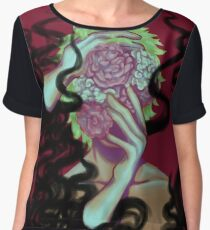 Retribution by Association  Women's Chiffon Top