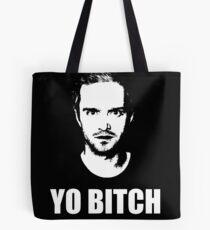 Jesse Pinkman - YO BITCH Tote Bag