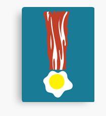 Breakfast! Canvas Print