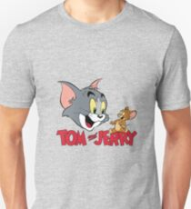 tom & Jerry  Unisex T-Shirt