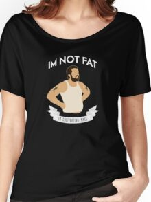 Cultivating Mass (Black) Women's Relaxed Fit T-Shirt