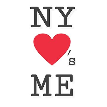 NY Loves Me by meldk