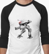 marauder Men's Baseball ¾ T-Shirt