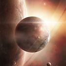 Interstellar  by charmedy