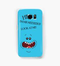 MR MEESEEKS Samsung Galaxy Case/Skin