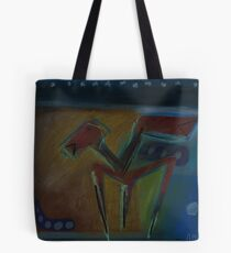 Tripedal Monster Reflection Tote Bag