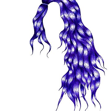hair drwaing-1 by RayRay000