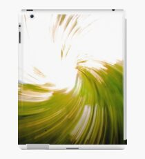 Zoom into the Trees II iPad Case/Skin