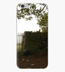 Gate to the Outwoods iPhone Case