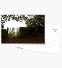 Gate to the Outwoods Postcards