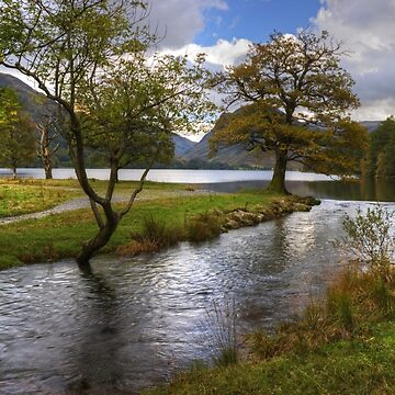 Buttermere Dubs In October by VoluntaryRanger