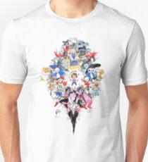 Under tales routes Unisex T-Shirt