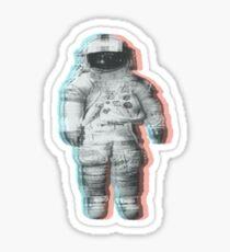 Deja Entendu Astronaut  Sticker