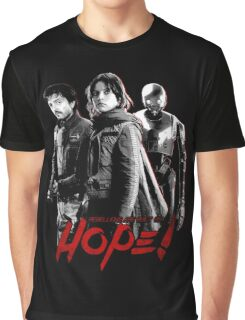 Hope of a Rebel Graphic T-Shirt