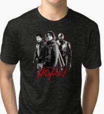 Hope of a Rebel Tri-blend T-Shirt
