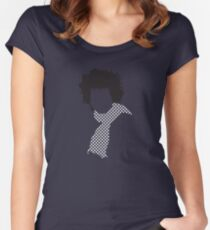 Mr. Dylan Women's Fitted Scoop T-Shirt