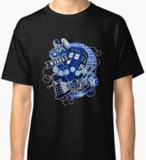 Wobbly Wobbly Timey Wimey ... Zeug Classic T-Shirt