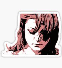 emily fitch - skins Sticker