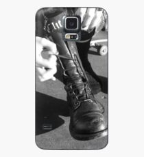 These boots were made for... Case/Skin for Samsung Galaxy