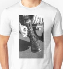 These boots were made for... Unisex T-Shirt