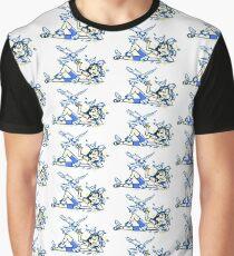 Toudou Jinpachi Graphic T-Shirt