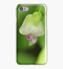 beanie flower iPhone Case/Skin