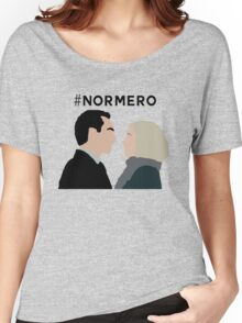 NORMERO Women's Relaxed Fit T-Shirt