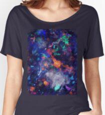 Colour Splash Women's Relaxed Fit T-Shirt
