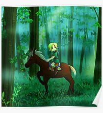 zelda cute  Poster