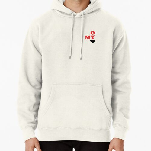 MOTHER MOTHER O MY HEART Hoodie (Pullover)