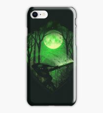 zelda shield iPhone Case/Skin