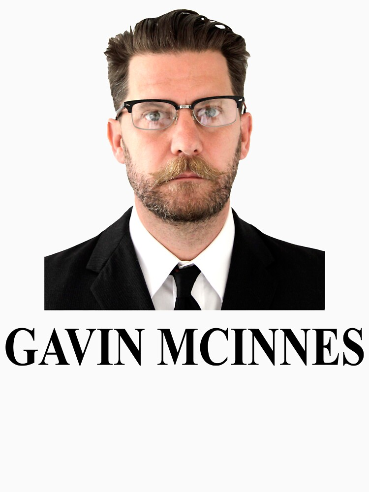 Gavin Mcinnes by finlaysonart