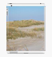 Sand dune, Assateague iPad Case/Skin