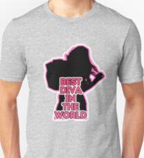 Best Diva In The World T-Shirt