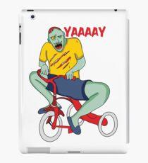 Zombie Yay! iPad Case/Skin