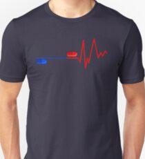 Blue Pill Red Bill Unisex T-Shirt