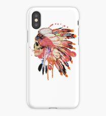 Indie skull iPhone Case/Skin