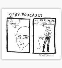 Sexy Foucault Sticker